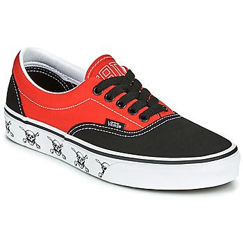 Chaussures Baskets basses Vans ERA Noir / Rouge