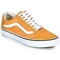 Chaussures Femme Baskets basses Vans OLD SKOOL Jaune