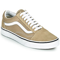Chaussures Baskets basses Vans OLD SKOOL Beige