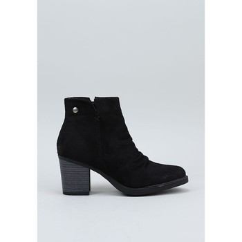 Chaussures Femme Low boots Isteria  Noir