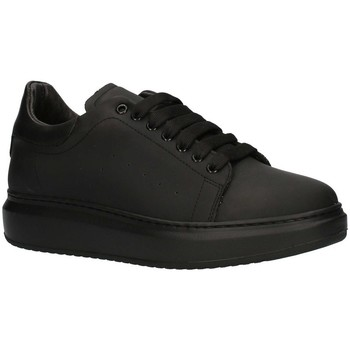 Chaussures Homme Baskets basses Agostino Diana 955 faible Homme NOIR NOIR