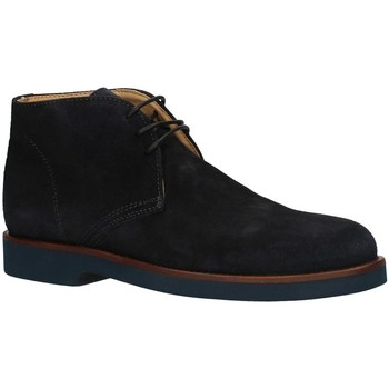 Chaussures Homme Boots Agostino Diana 444 cheville Homme BLEU BLEU