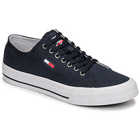 Chaussures Homme Baskets basses Tommy Jeans LONG LACE UP VULC Bleu