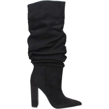 Chaussures Femme Bottines Steve Madden SMSSLOUCH-BLK Noir