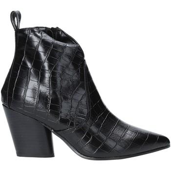 Chaussures Femme Bottines Grace Shoes 7241007 Noir
