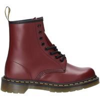 Chaussures Femme Bottines Dr Martens DMS1460CRSM10072600 Rouge