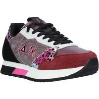 Chaussures Femme Baskets mode Sun68 Z40227 Violet