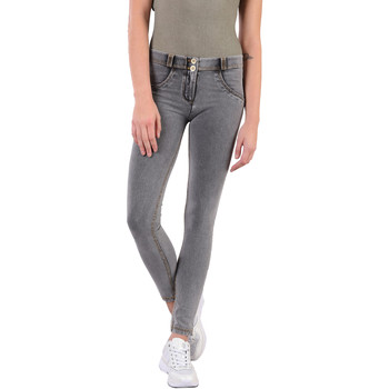 Vêtements Femme Pantalons Freddy WRUP1RC003 Gris