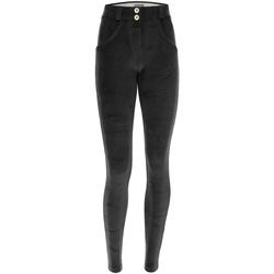 Vêtements Femme Pantalons Freddy WRUP1RC010 Noir