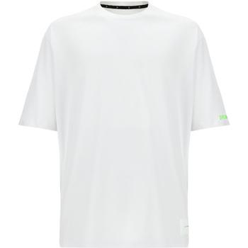 Vêtements Homme T-shirts & Polos Freddy F0ULTT2 Blanc