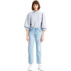 Vêtements Femme Jeans Levi's 36200-0124 Bleu