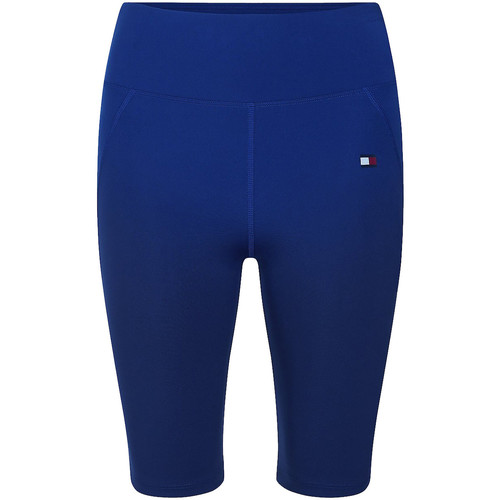 Vêtements Femme Leggings Tommy Hilfiger S10S100462 Bleu
