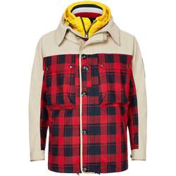 Vêtements Homme Vestes Tommy Hilfiger MW0MW14507 Beige