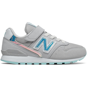 Chaussures Enfant Baskets mode New Balance NBYV996HGY Gris