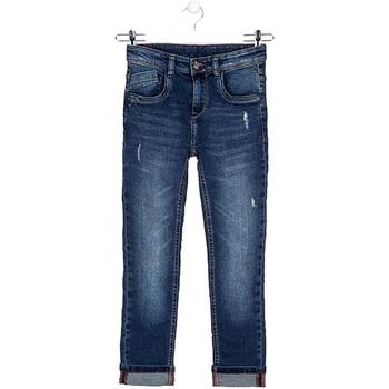 Vêtements Enfant Jeans Losan 023-9002AL Bleu