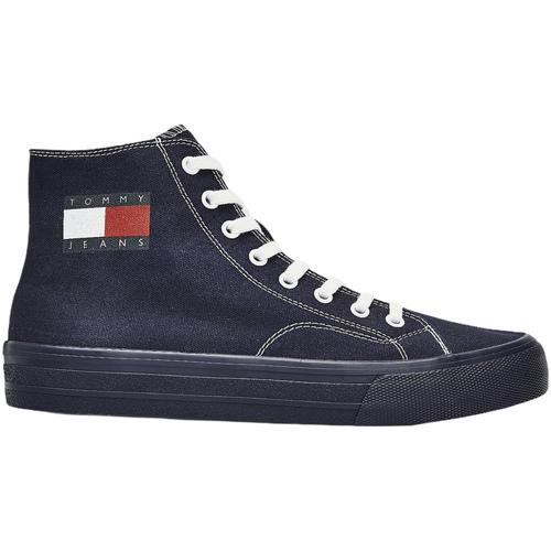 Chaussures Homme Baskets mode Tommy Hilfiger EM0EM00485 Bleu
