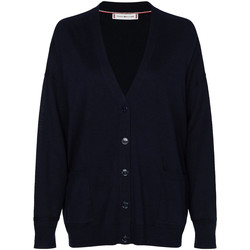 Vêtements Femme Gilets / Cardigans Tommy Hilfiger WW0WW28326 Bleu