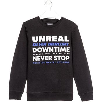 Vêtements Enfant Sweats Losan 023-6651AL Noir