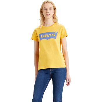 Vêtements Femme T-shirts & Polos Levi's 17369-0983 Jaune