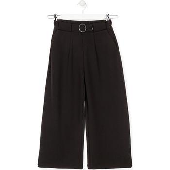 Vêtements Enfant Pantalons Losan 024-6793AL Noir