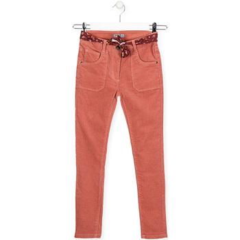 Vêtements Enfant Jeans slim Losan 024-9005AL Rose