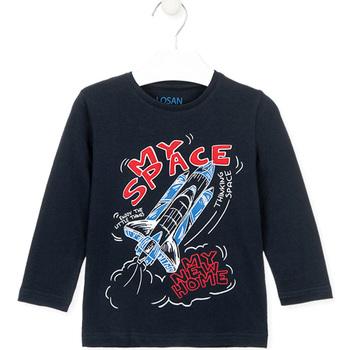 Vêtements Enfant T-shirts & Polos Losan 025-1201AL Bleu