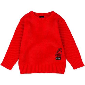 Vêtements Enfant Pulls Losan 025-5000AL Rouge
