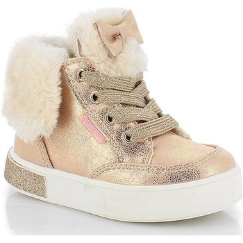 Chaussures Fille Boots Kimberfeel TWINNIE Rose