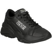 Chaussures Femme Baskets basses Versace e0vzbsi3 noir