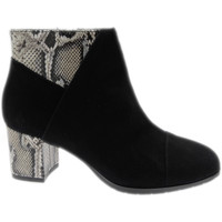 Chaussures Femme Low boots Soffice Sogno SOSO20682ne nero