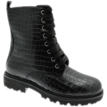 Chaussures Femme Boots Calzaturificio Loren LOC3918ner nero
