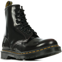 Chaussures Femme Boots Dr Martens 1460 Wn's rouge