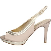 Chaussures Femme Sandales et Nu-pieds Melluso HJ467 PLATINE