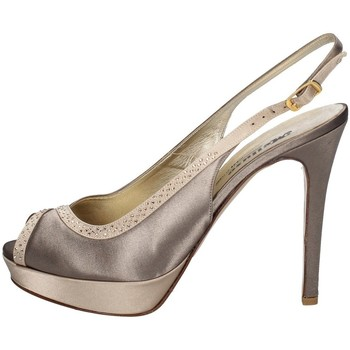 Chaussures Femme Sandales et Nu-pieds Melluso HJ412 TAUPE
