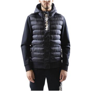 Vêtements Homme Doudounes Helvetica Sweat Noir