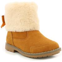 Chaussures Fille Bottines Mod'8 Stelie CAMEL