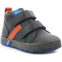 Chaussures Garçon Baskets montantes Aster Bigbo MARINE