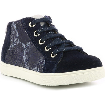 Chaussures Fille Baskets montantes Aster Yupimid MARINE