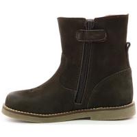 Chaussures Fille Bottines Aster Saveta MARRON