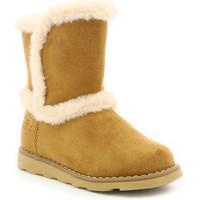Chaussures Fille Bottes de neige Mod'8 Aldoux CAMEL