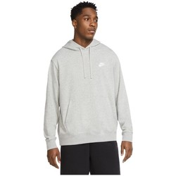 Vêtements Homme Sweats Nike Club Hoodie Gris