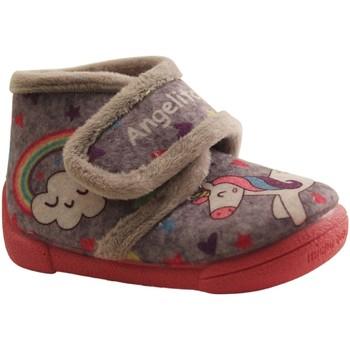 Chaussures Fille Ballerines / babies Botty Selection Kids 138 UNICORNIO GRIS