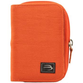Sacs Femme Portefeuilles Patrick Blanc Porte monnaie + cartes  orange uni Multicolor