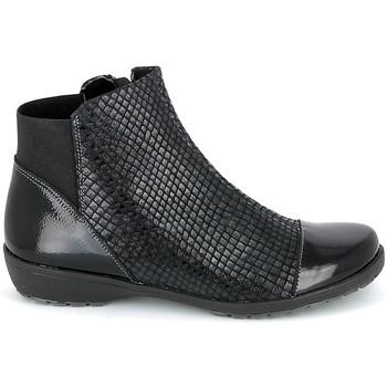 Chaussures Femme Boots Boissy 8081 Noir Noir