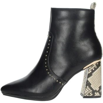 Chaussures Femme Bottines Menbur 21962 Noir