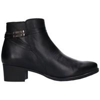 Chaussures Femme Bottines Calmoda 1109 NAPA NEGRO Mujer Negro noir