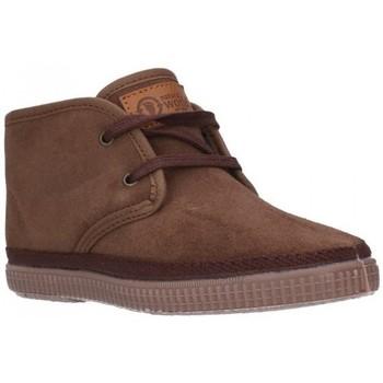 Chaussures Garçon Bottes Natural World 521  (830) Niño Marron marron