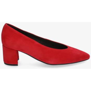 Chaussures Femme Escarpins St. Gallen 1000-310 Rouge