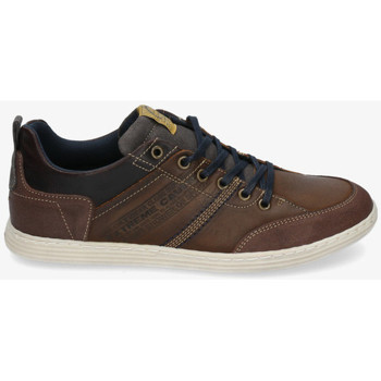 Chaussures Homme Baskets mode Bullboxer 499-K2-4985A Marron