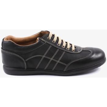Chaussures Homme Baskets mode Traveris 24102 Noir